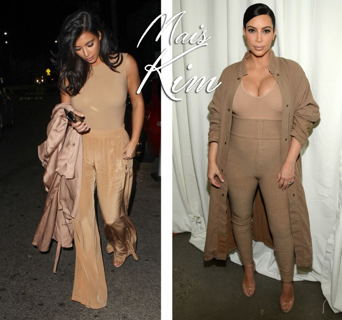 *EXCLUSIVE* Venice Beach, CA - Kim Kardashian goes out for dinner with a friend at Gjelina restaurant in Venice.  AKM-GSI          October 18, 2014 To License These Photos, Please Contact : Steve Ginsburg (310) 505-8447 (323) 423-9397 steve@akmgsi.com sales@akmgsi.com or Maria Buda (917) 242-1505 mbuda@akmgsi.com ginsburgspalyinc@gmail.com